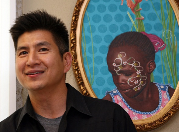 Dr. Eric Tang, credit by David Woodberry