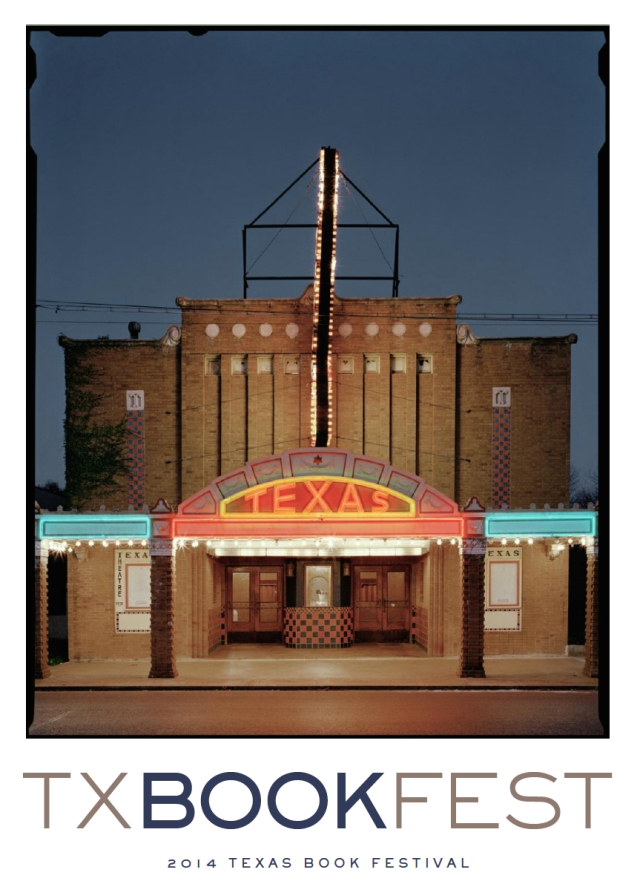 2014-TXBookFest_Texas Theatre photo by Dan Winters 1992