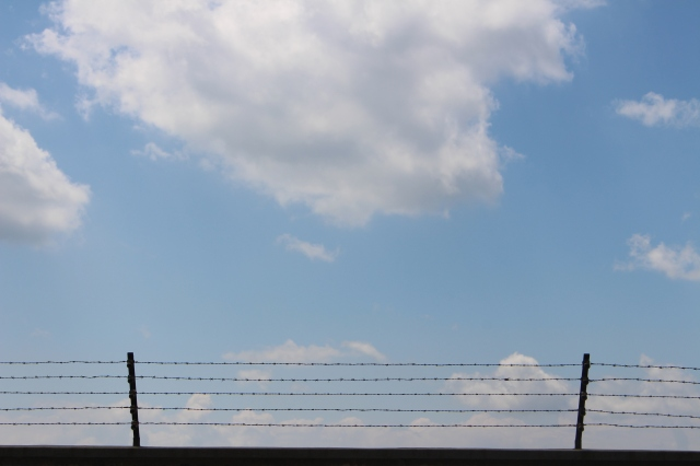 Figure 1. Mauthausen_photo by Rebecca Bielamowicz