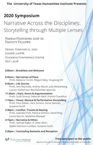 2020_faculty_fellows_symposium_narrative_across_the_disciplines